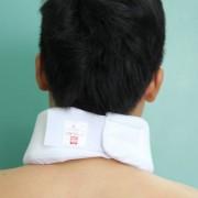 Nẹp cổ mềm (mặt sau)